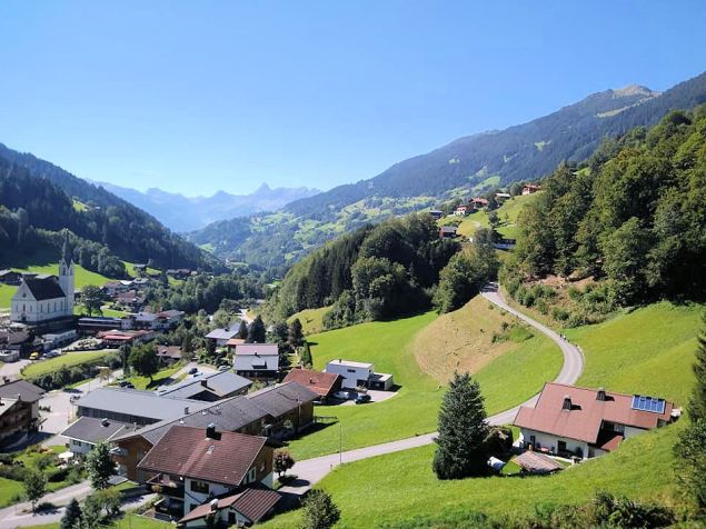 Silbertal Vorarlberg Oostenrijk