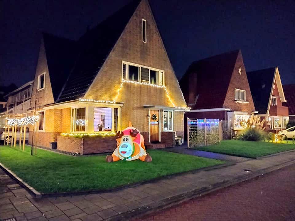 lichtjesroute Veendam