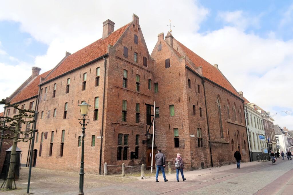 Agnietenklooster Elburg
