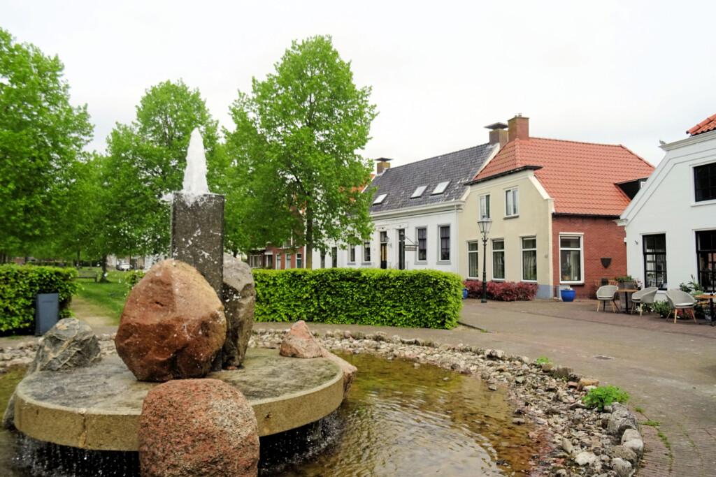Fontein Bad Nieuweschans