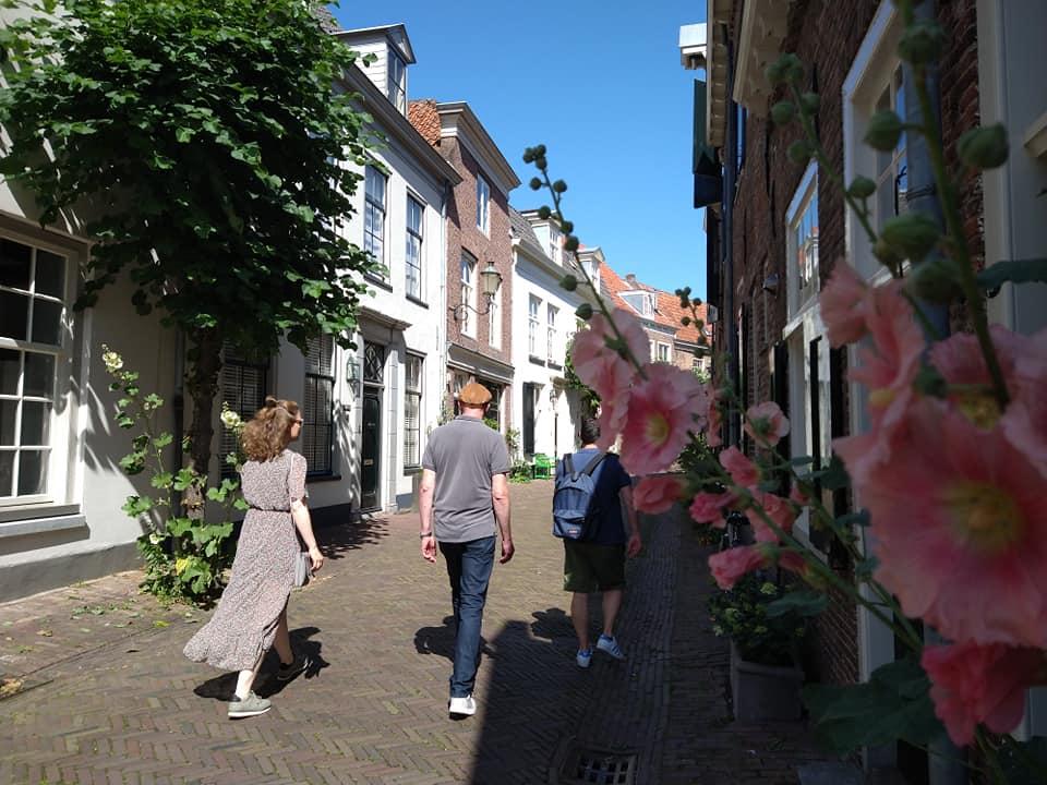 Muurhuizen Amersfoort