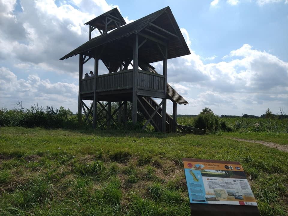 uitkijktoren Noordlaren