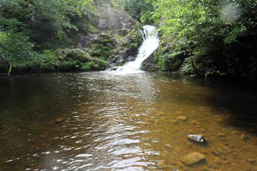 waterval Saut de Gouloux Morvan