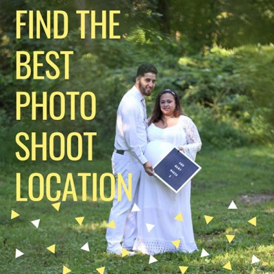 How to find the best photo session location