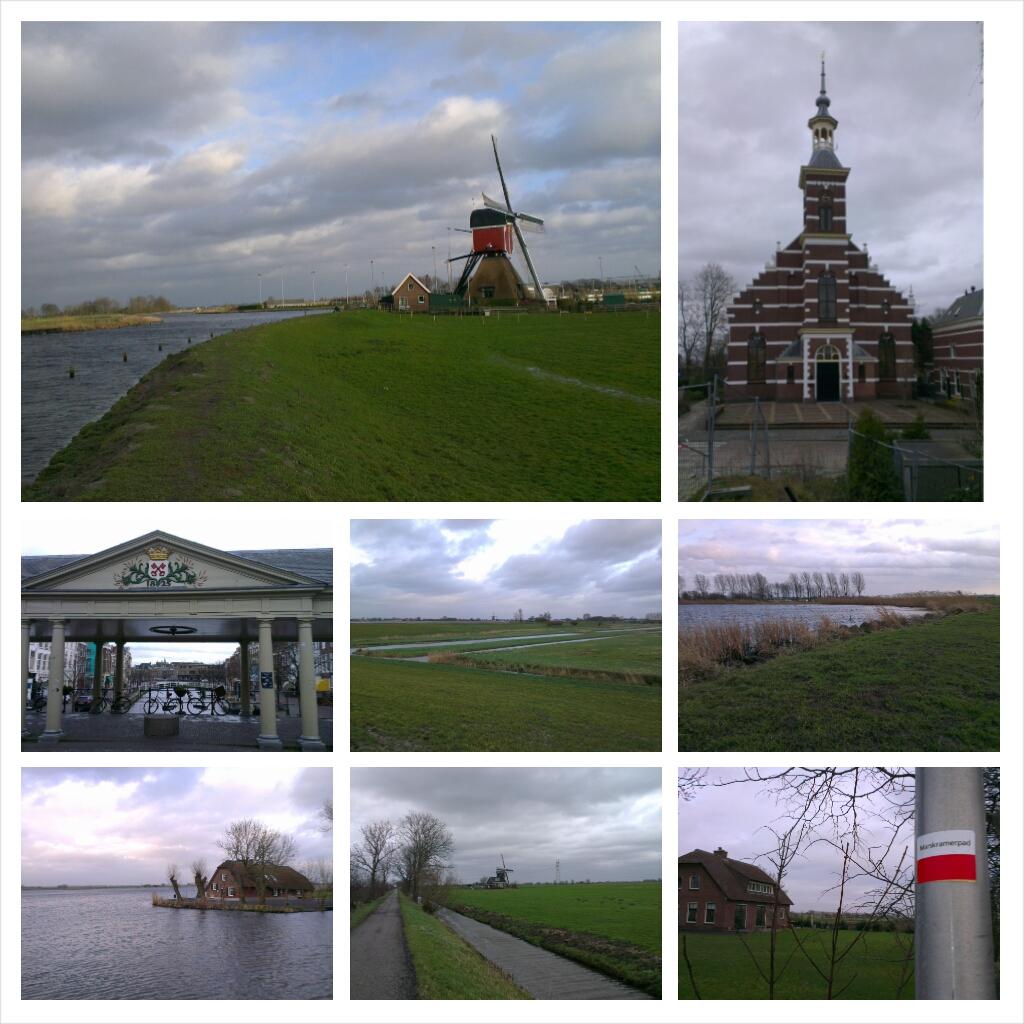Marskramerpad Leiden-Rijnsaterwoude