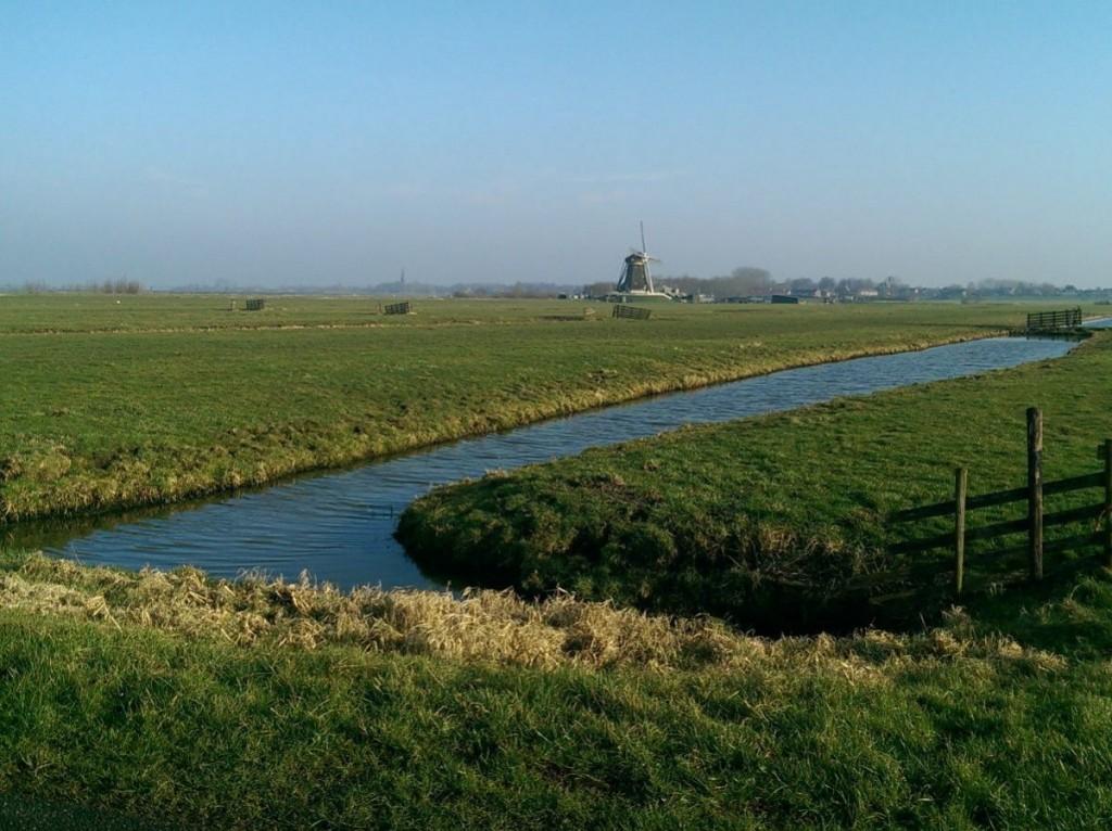 Pelgrimspad van Aarlanderveen naar Reeuwijk