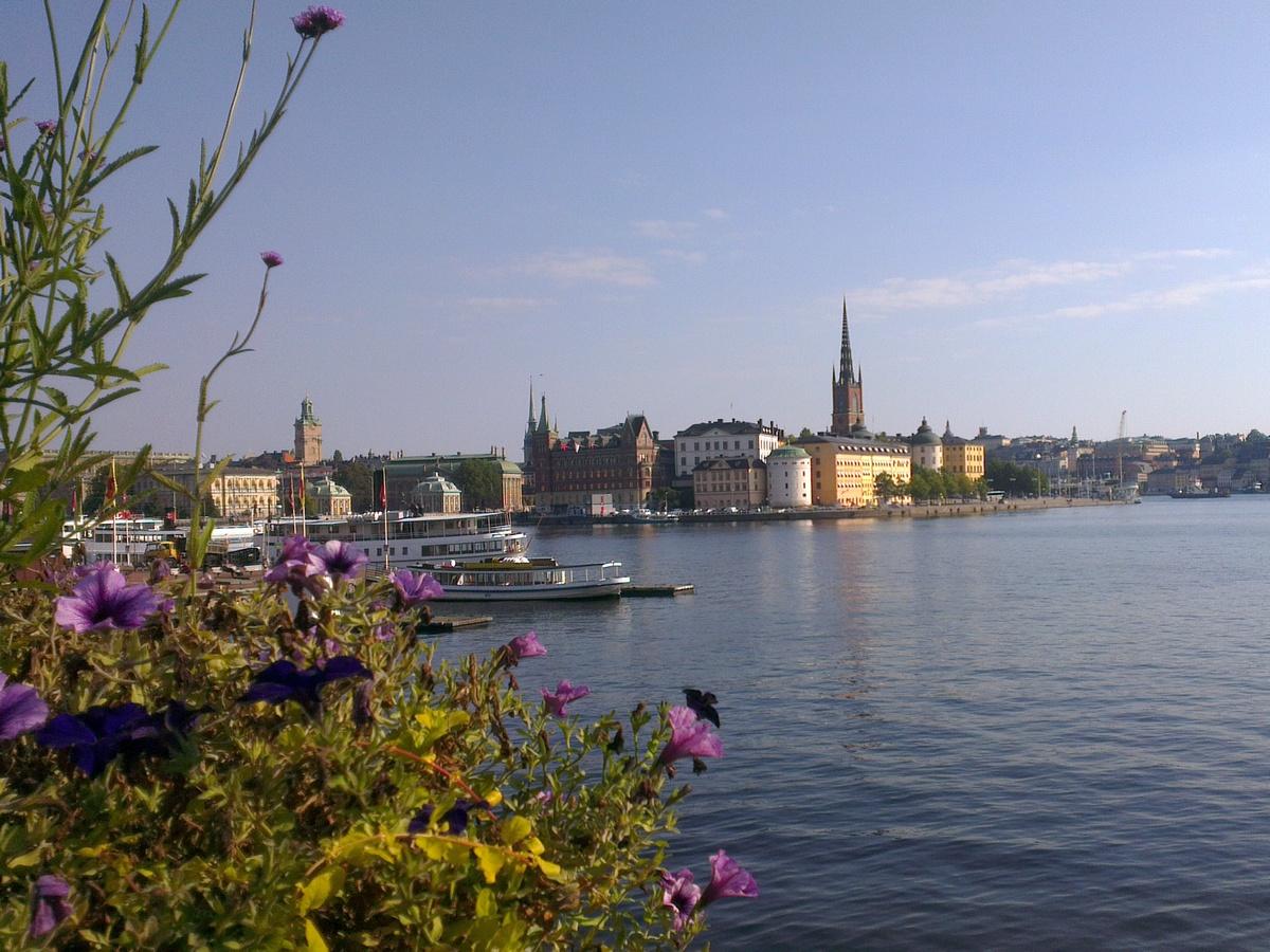 Stadswandeling Stockholm
