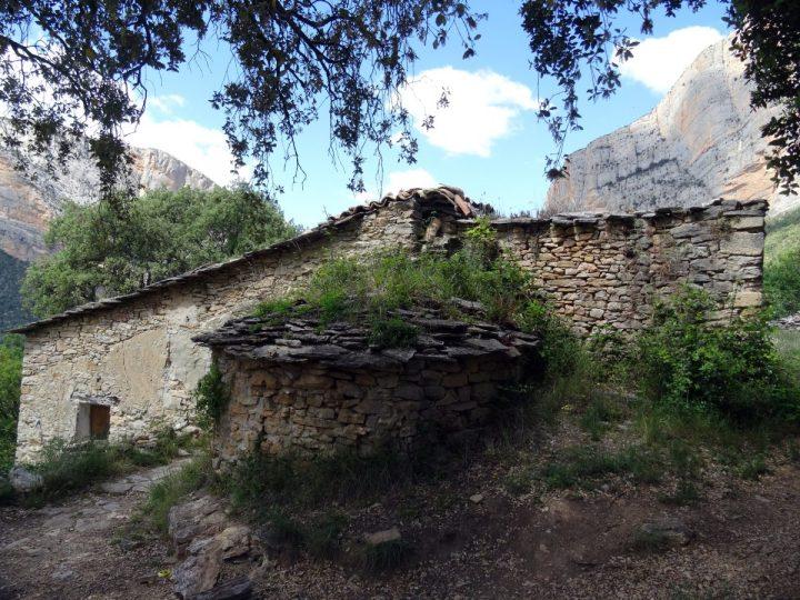 Wandelen Mont rebei kloof catalonië 9