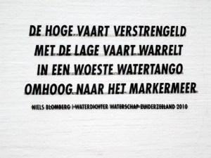 Mooiste wandeling Flevoland - NS-Wandeling Oostvaardersplassen gemaal Almere