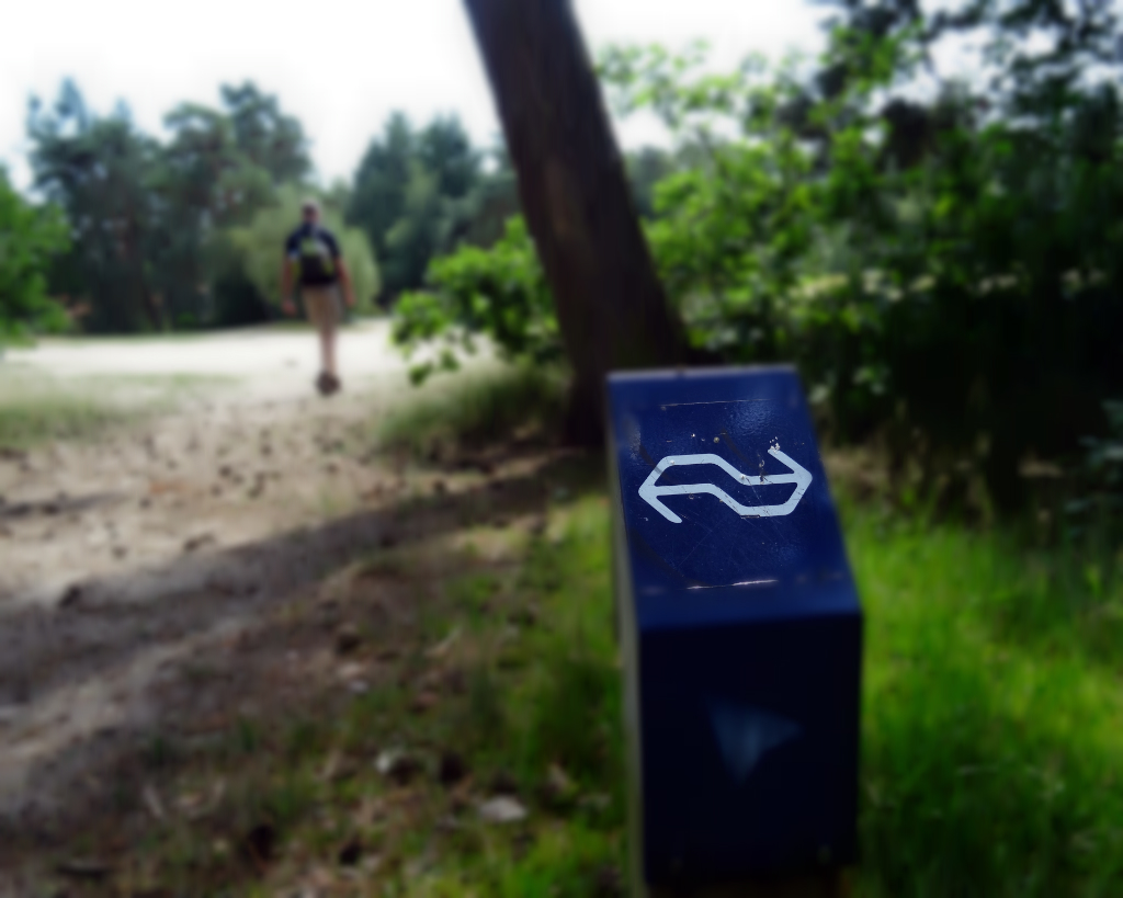 NS wandeling