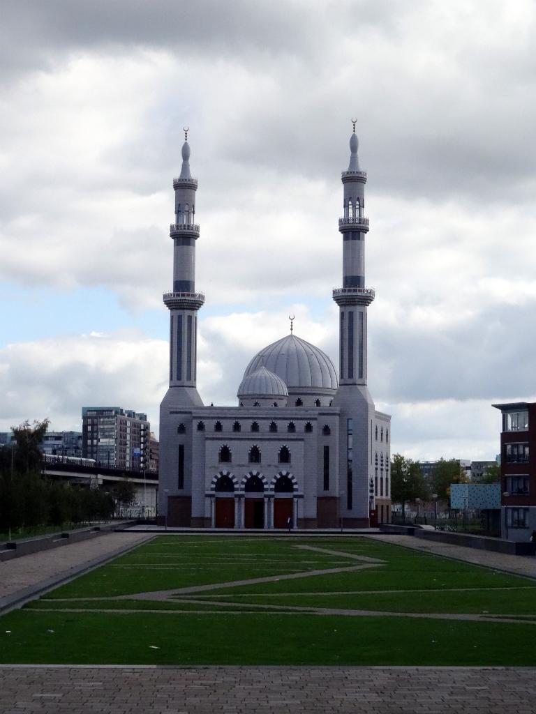 Moskee - Rotterdam Stadswandeling