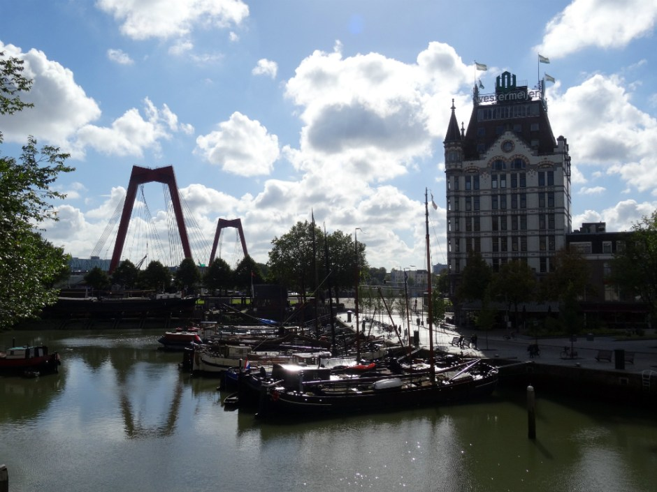 Oude Haven - Rotterdam Stadswandeling