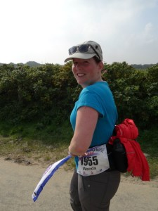 Wandel Kustmarathon Zeeland Wanda