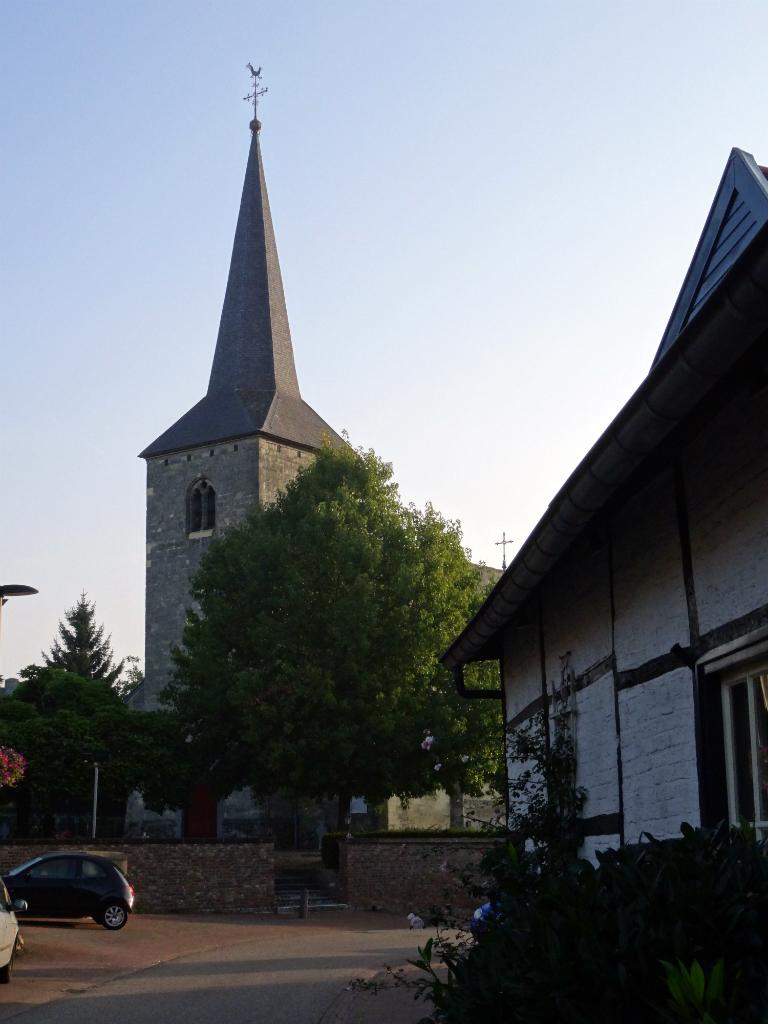 St. Geertruid - Wandelen Vuursteenroute
