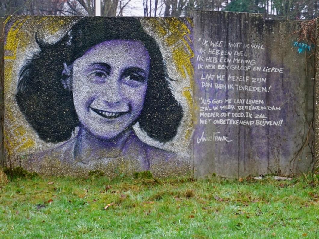 Anne-Frank-Heuvelrugroute-Amersfoort