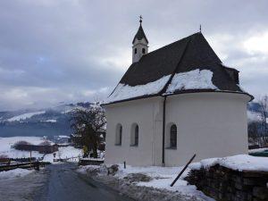 Prachtig wandelen in Kirchberg