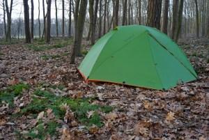 Eureka tent