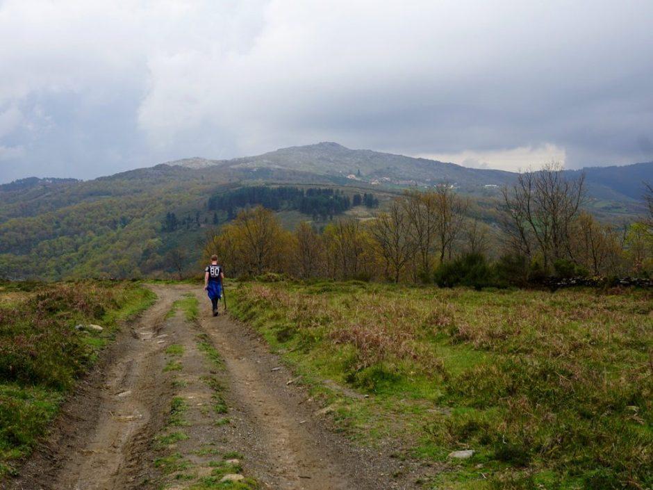 Bergpad - Wandeling Figas Ermelo