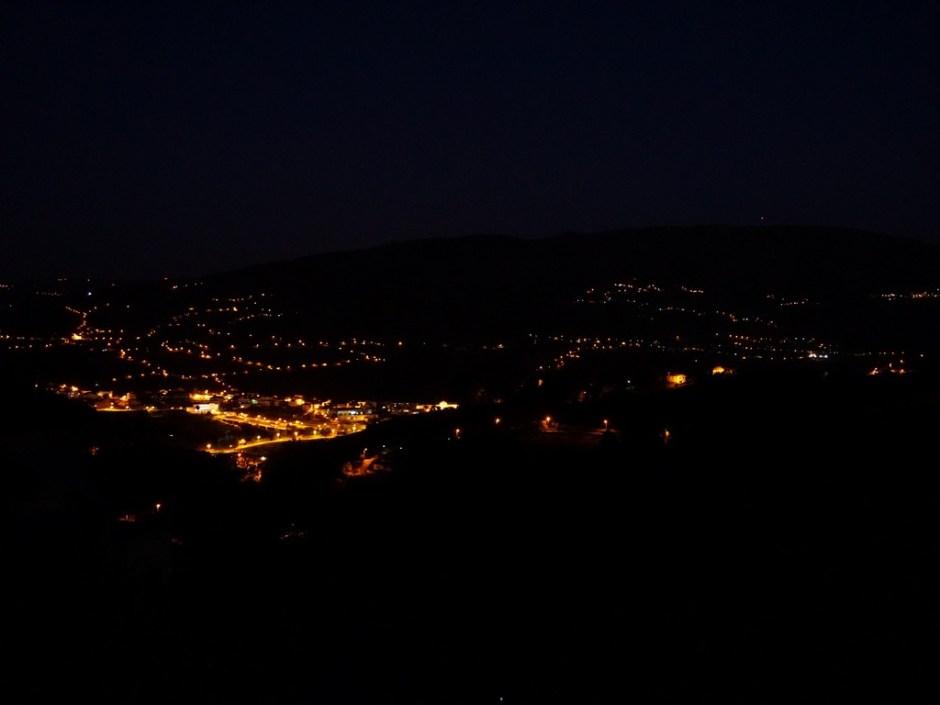 Quinta das Corujeiras bij nacht - Kamperen in Portugal