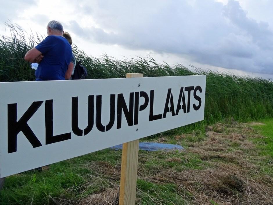 Klunen Waterlandse Poldertocht Laag Holland