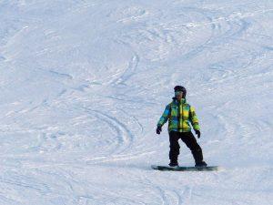 Snowboard Ron
