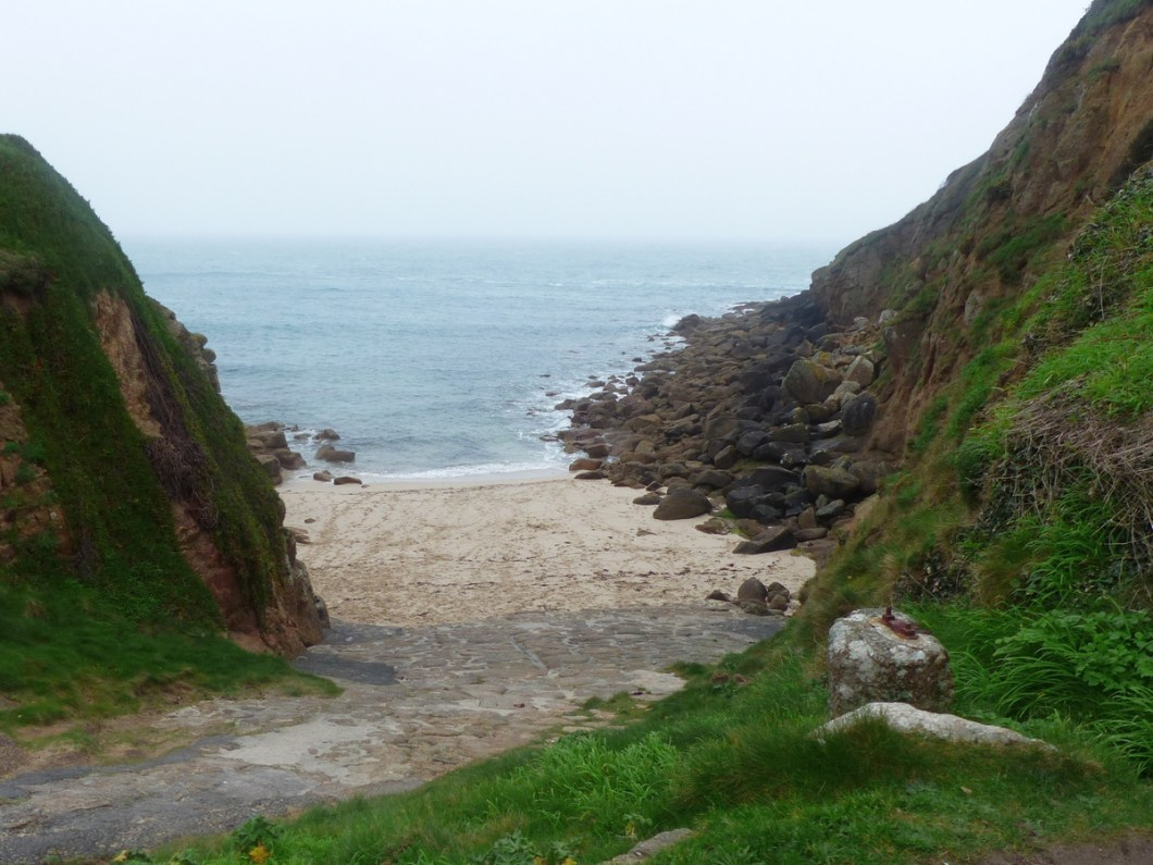 Porthgwarra - South West Coast Path