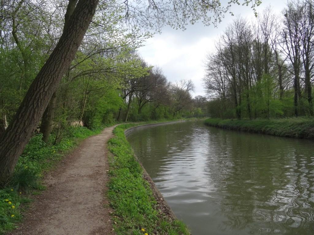 Kromme Rijn - Klompenpad Stoetwegenpad