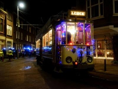 Scheveningen Light Walk Tram