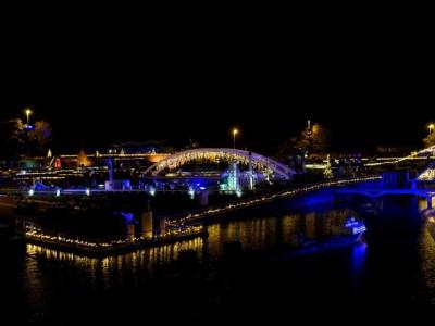 Scheveningen Light Walk in Madurodam