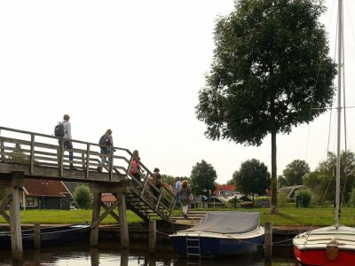 Noardlike Fryske Wâldenpad - brug Eastermar
