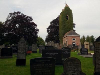 Noardlike Fryske Wâldenpad - kerk Heechsân