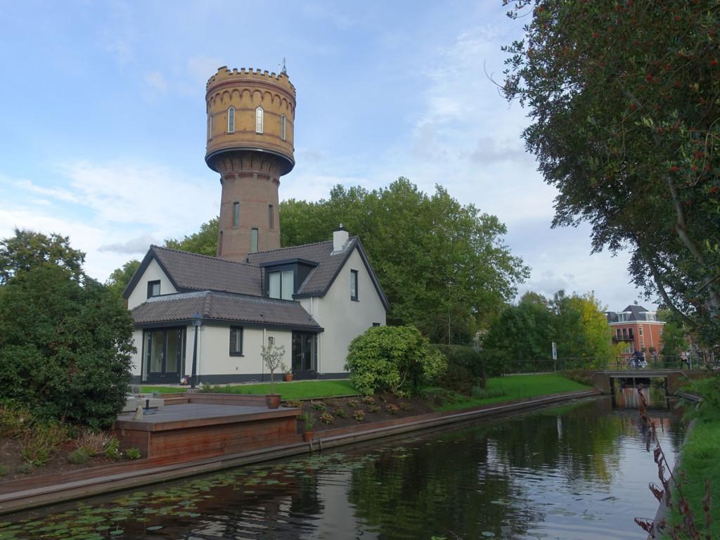 Watertoren Woerden Stadswandeling