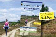 wandelgids Wandelen over de Veluwezoom