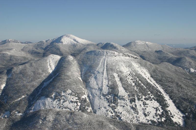 Image result for mount algonquin in winter