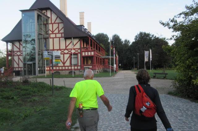 Het Memorial Museum Passchendaele 1917 brengt de Slag om Passchendaele in 1917 in herinnering.