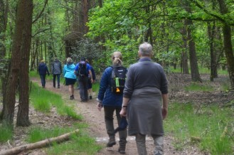 Wandeling in Kalmthout 21-5-2019 052