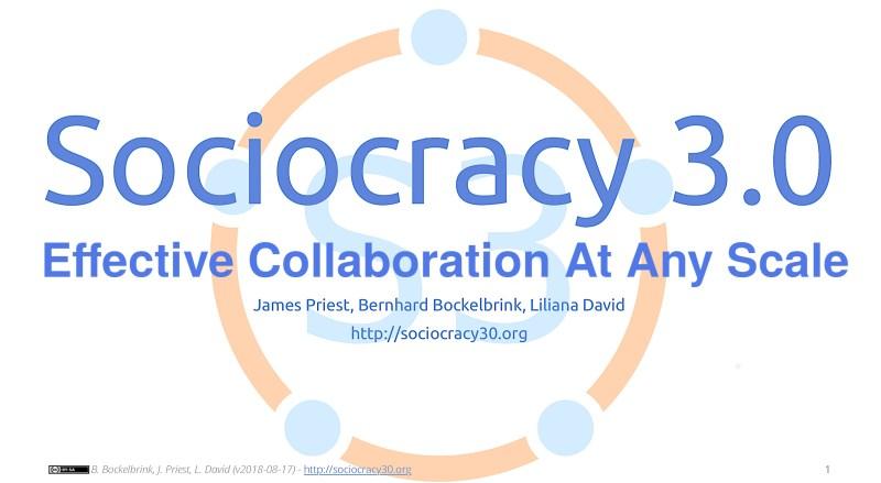 Logo Soziokratie 3.0 CCL