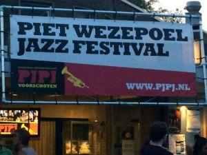 Piet Wezepoel Jazzfestival in Voorschoten