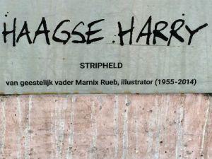 Haagse Harry op de Grote Markt