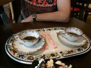 Koffie kopjes