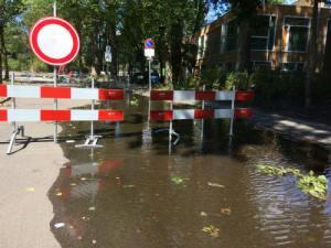 Wateroverlast Ieplaan