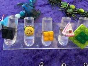 Ringen van lego