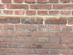 Gehavende muur