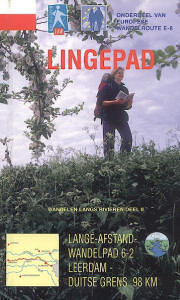 Kaft boekje Lingepad