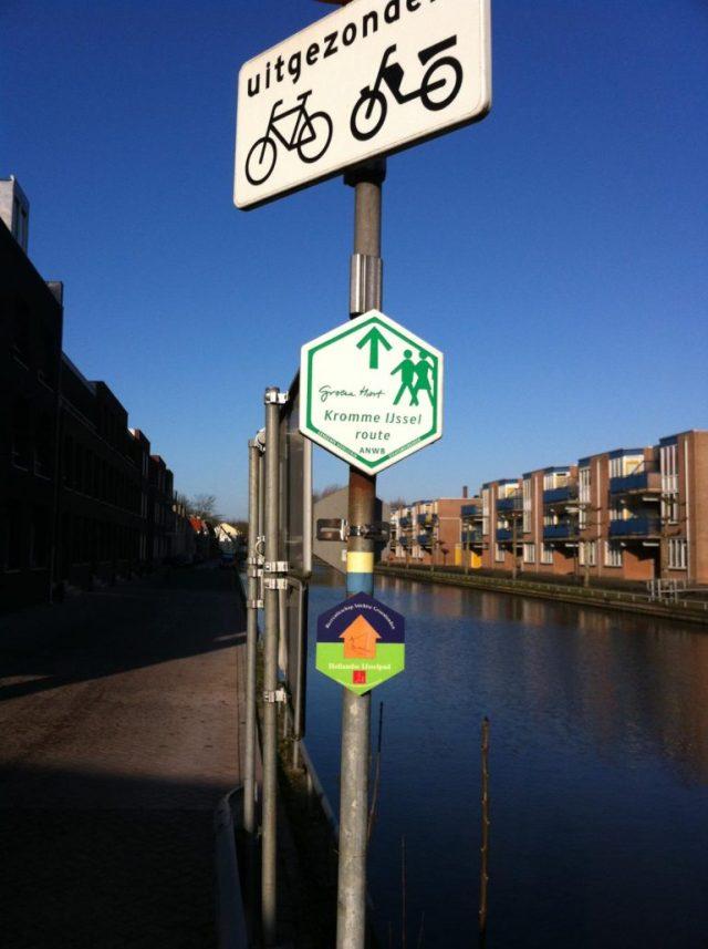ANWB Kromme IJsselroute Wandeling
