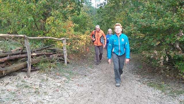 """Wandel4daagse """"Schoorlse Duinen"""" Dag 3"""