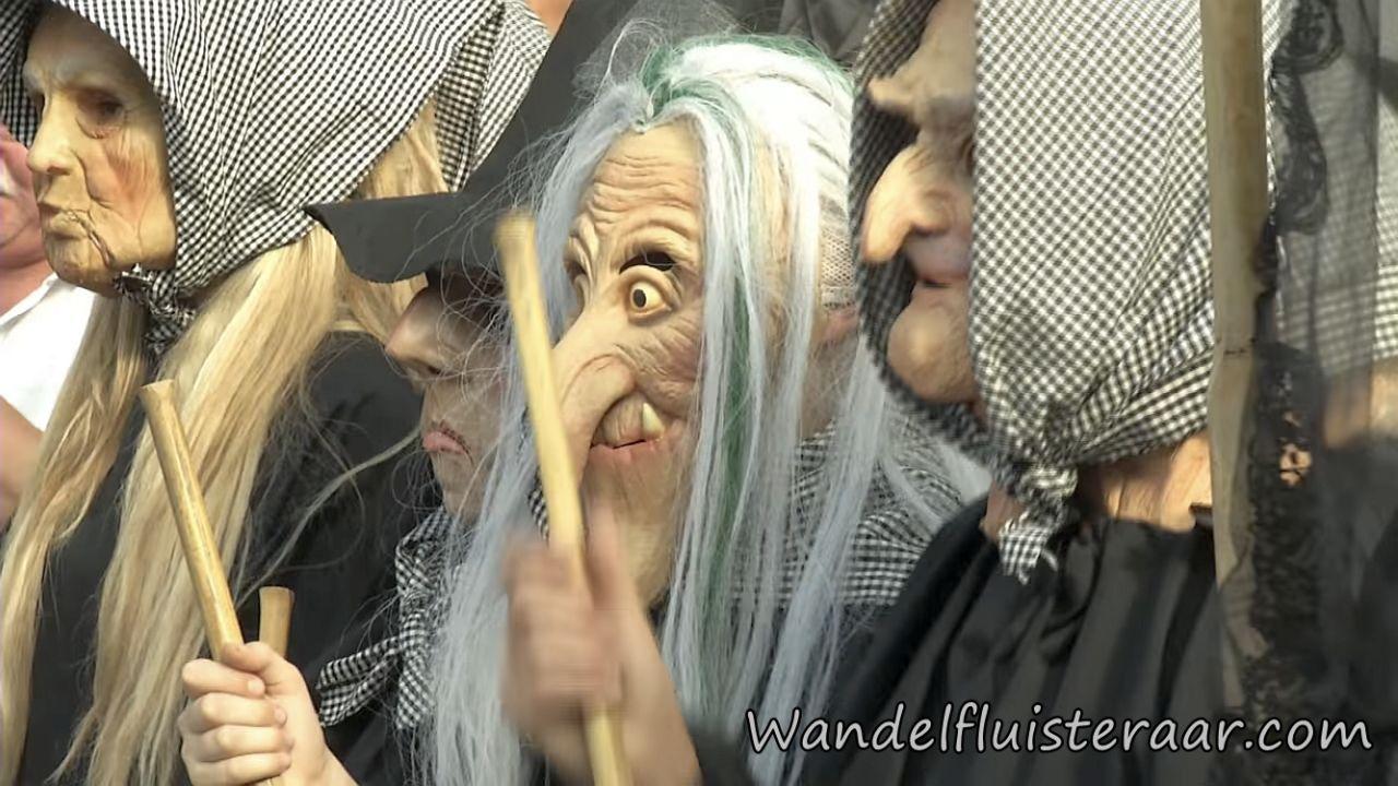 De Makrallen, de heksen vereniging van de gemeente Bever