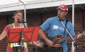 Musici Irma en Roland van Veldhoven