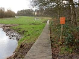 Wandelen in Drenthe. Assen-Oost