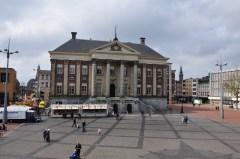 Stadhuis en Grote Markt